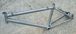 Hub Gear Project Mountain Bike Frame Alloy Sturmey Archer Dynamo Retro MTB