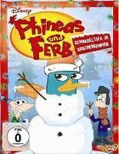 Phineas und Ferb - Schnabeltier in Geschenkpapier DVD Disney