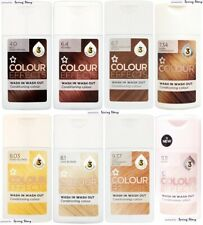 Superdrug Conditioning Hair Color Effects Shampoo Brown/Red/Gold/Blonde/Silver