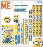 Speelgoed Sambro Min 691 Minions Stationery Set – 16 Piece