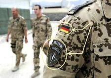 KANDAHAR WHACKER© NATO JSOC SP OPS Bundeswehr KSK SSI: ISAF + German Flag
