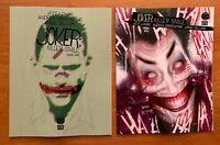 JOKER KILLER SMILE 1 Sorrentino Main + Andrews Variant Set DC NM+