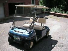Club Car DS 36 volt 2 passenger seat golf cart with lights