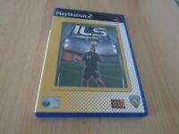International League Soccer Sony Playstation 2 PS2 pal