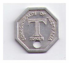 Commonwealth of Australia T (tea) token