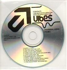 (16K) Universal Vibes Presents This Is What The - DJ CD