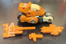 Transformers Original G1 1987 Technobot Afterburner Complete Nice!