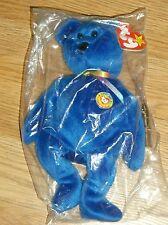 TY BEANIE BABIES-CLUBBY THE BEAR!!  NWT!