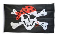Pirat one eyed Jack Hissflagge Piraten Fahnen Flaggen 60x90cm
