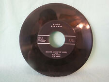 Bud Alden & The Buckeroos, Squaws Along The Yukon, Arctic Records Rockabilly 701