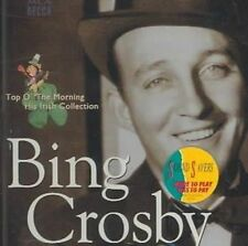 Top o' the Morning: His Irish Collection by Bing Crosby (CD, Feb-1996, MCA)