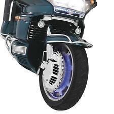 Show Chrome - 2-497 - Chrome Rotor Disc Covers 1988-2000 Honda Goldwing GL1500/6