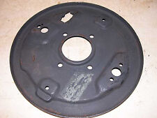 MG MGB ROADSTER RIGHT REAR BRAKE BACKING PLATE 4566-646 R.H.