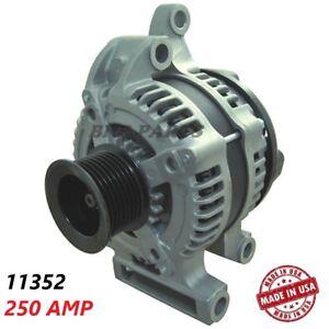 250 AMP 11352 Alternator Toyota Lexus High Output HD Performance NEW
