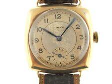 Rolex Rolco 9K watch,Movement 15 jewel Swiss made vintage,Hammer head 136 c.r