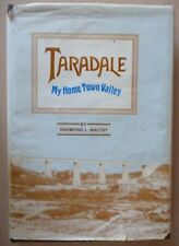 TARADALE (Vic) - My Home Town Valley - by Raymond Maltby *Signed* *Scarce*