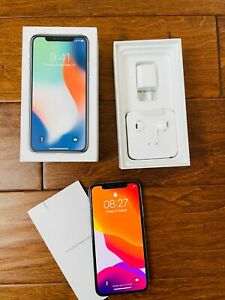 NEW (OTHER) APPLE IPHONE X 10 - UNLOCKED SILVER - WHITE MQAV2LL/A - 256GB