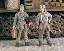 Verlinden 1/35 German Tank Mechanics with Equipment WWII...
