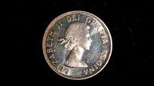 1960 Canada Silver One Dollar
