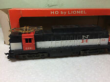 LIONEL Post War 0591 NEW HAVEN RECTIFIER HO ELECTRIC LOCO ALL ORIG  1958-1966