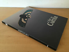 Very rare Book Libro L'ART DE CARTIER - Accademia Valentino - Italian