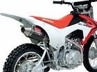 Yoshimura RS2 Comp Carbon Fiber Exhaust Muffler Full System CRF110 Pitbike