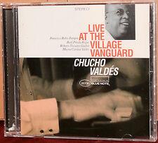 BLUE NOTE CD 7243-5-20730-2-3: CHUCHO VALDES - Live Village Vanguard - 2000 USA