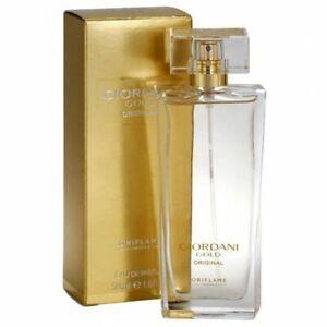 Giordani Gold Original Eau de Parfum  Oriflame Sweden 50 ml 32150 New!