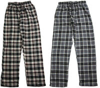Hanes Men's Lightweight Yarn Dyed Flannel Sleep Pajama Lounge Pants for Men