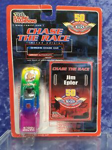 Racing Champions NHRA Chase the Race jim Epler MOC 2001 Funny Car