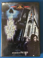 David Hess LAST HOUSE ON THE LEFT ~ 1972 DPP Video Nasty Horror US Region 1 DVD