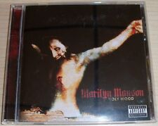 MARILYN MANSON HOLY WOOD CD [PA] 2000 NOTHING RECORDS BMG CLUB EDITION ENHANCED