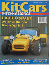 Kit Cars International Jan 1999 Avon Sprint, AK 427