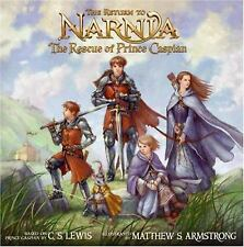 The Return to Narnia: The Rescue of Prince Caspian-ExLibrary