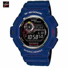 NEW CASIO G-SHOCK GW-9300NV-2JF MEN IN NAVY MUDMAN JAPAN MODEL USA SHIP!!