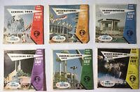 1964-65 View Master New York World's Fair Complete Set of Slides