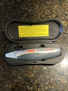 Coleman Cold Heat Battery Operated Cordless Soldering Tool w/case  SC118