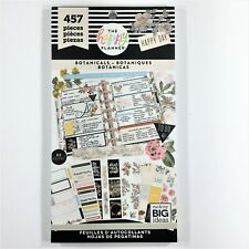 The Happy Planner Botanicals Sticker Book Pack Of 457 Me & My Big Ideas