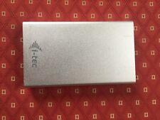 2,5 zoll Festplattengehäuse FireWire 800 + 400 + USB