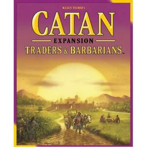 Setllers Of Catan Expansion Traders & Barbarians 5Th Ed NEW Board Game