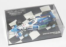 1/43 Benetton Renault B196   British Grand Prix Edition 1996  Jean Alesi
