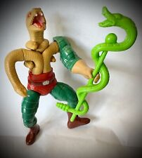 Vintage 1985 KING HISS - He-Man MOTU Masters of the Universe Action Figure