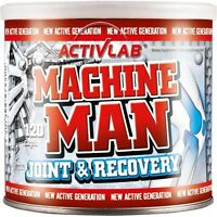 ActivLab Machine Man Joint & Recovery - 120caps. Glucosamine Collagen - Free P&P