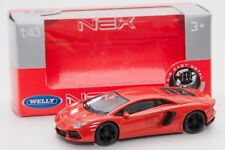 Lamborghini Aventador LP 700-4 , Welly 44042, scale 1:43, model toy car boy gift