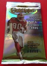 1998 Topps Gold Label Football Pack (Peyton Manning Rookie RC? Class 3 Red 1/1)?