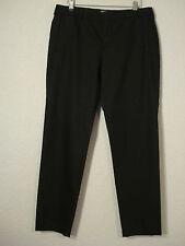 Hugo Boss black trousers 10 worn once 29 leg