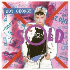 Boy George - Sold (UK 1987 Virgin CDV2430) CD