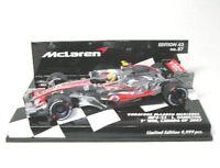 McLaren Mercedes MP4-22 No. 2 L. Hamilton First Win Canada GP 2007.