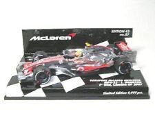 McLaren Mercedes MP4-22 N° 2 L. Hamilton Première Win GP du Canada 2007