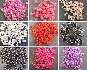 3D Nail Art Decoration – Art Craft Charm Flower Rose Bow Star Butterfly Stud Gem